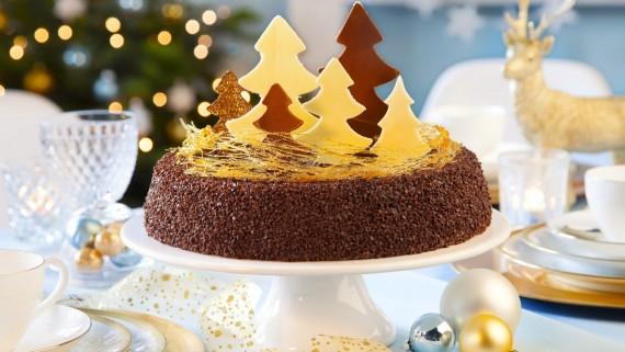 Wellness Diabetes New Year Resolution Cake